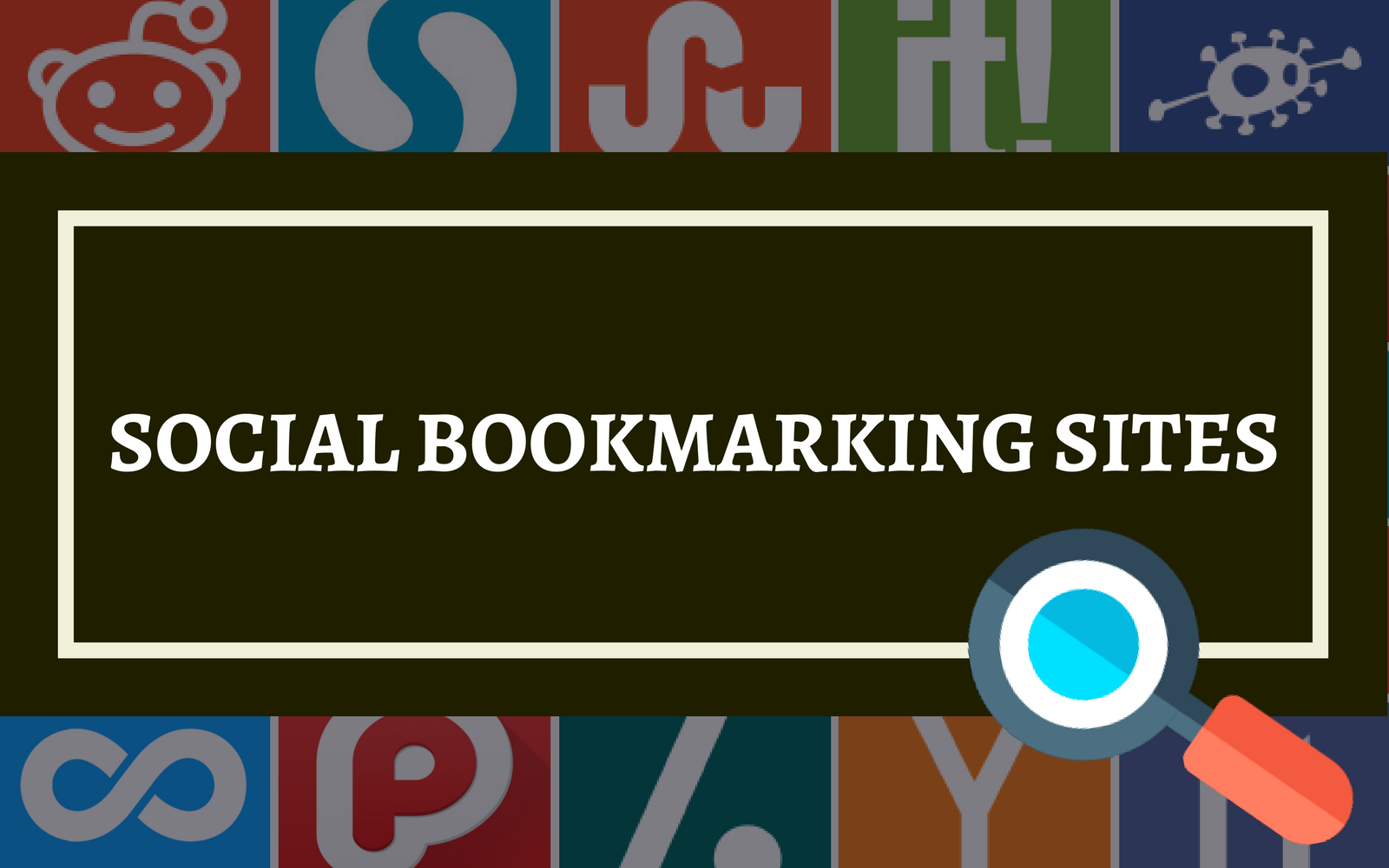 social bookmarking sites list image