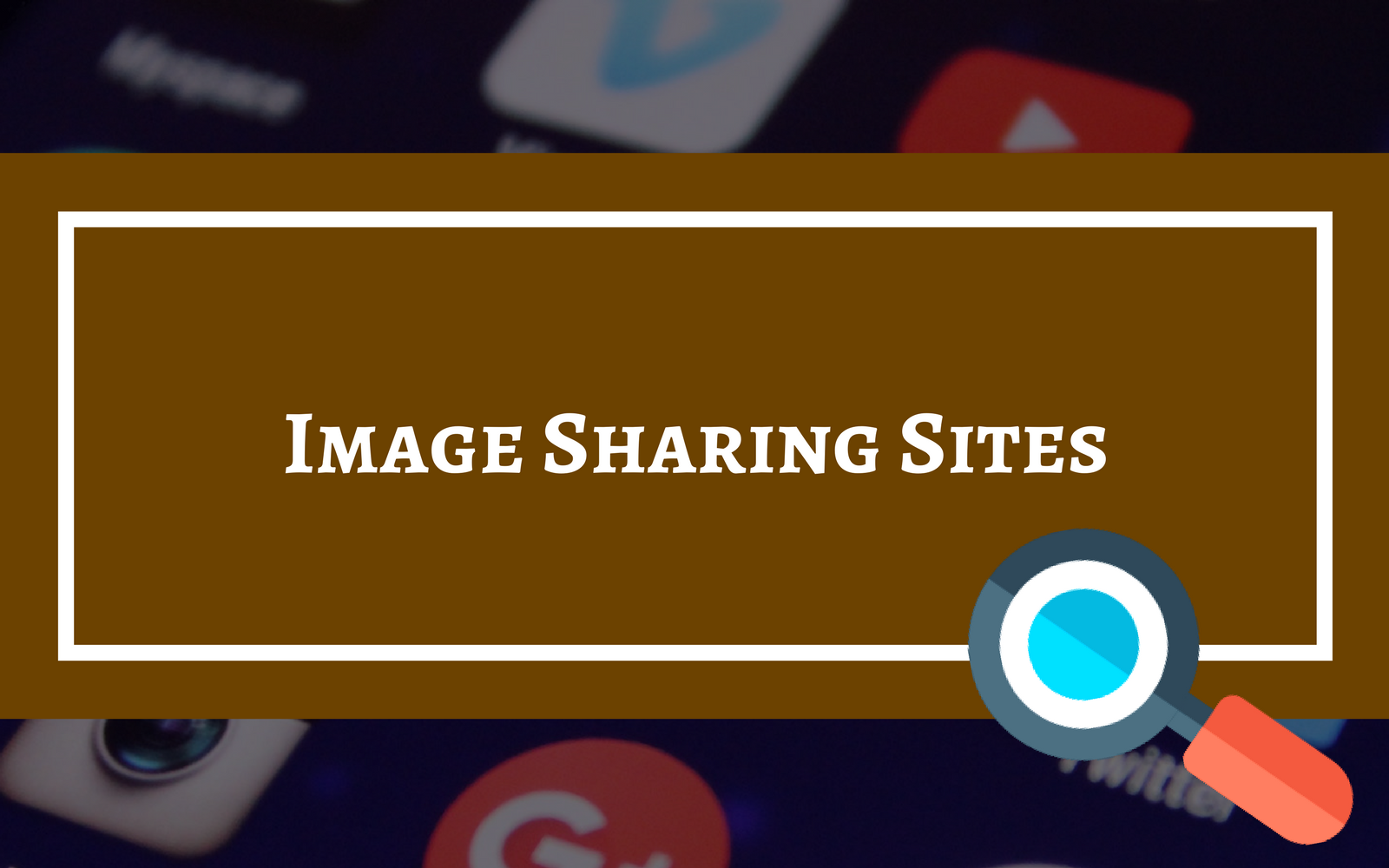 Image Sharing Sites List